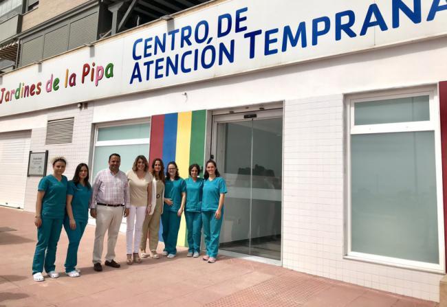 Susana Díaz exige a PP y Cs más compromiso para la atención temprana
