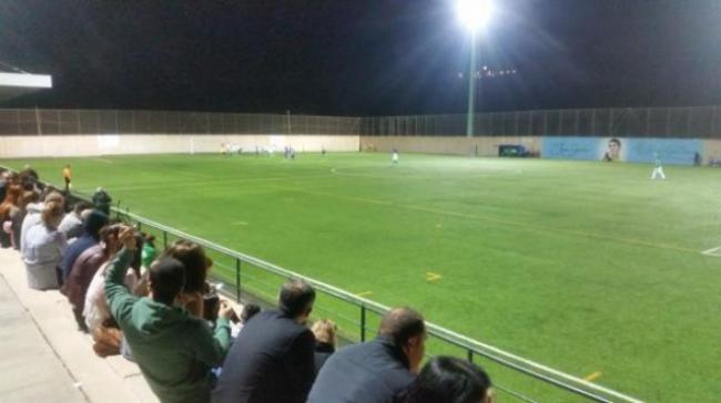 El campo Juan Guedes acogerá el partido de Copa entre el Tamaraceite y el Almería