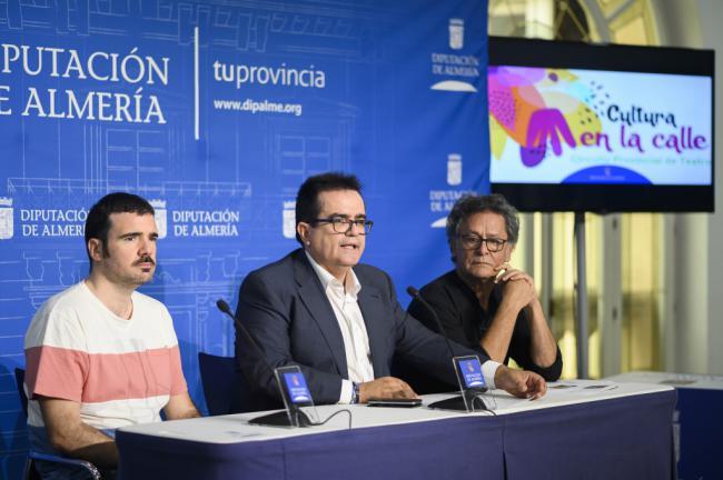 El Circuito Provincial de Teatro de Calle de Diputación se acerca a 30 municipios