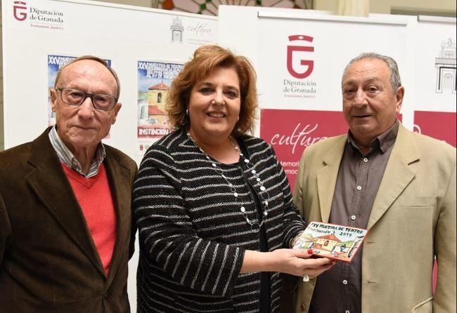 Un certamen teatral reúne a 200 actores aficionados de la Alpujarra