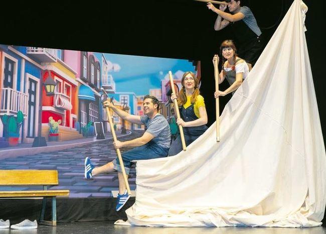 El Teatro Educativo Centra La Actividad Cultural De La Semana En Vícar