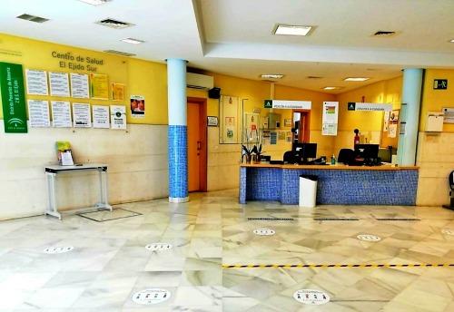 Distrito Poniente inicia su mentoría con la Agencia de Calidad Sanitaria de Andalucía