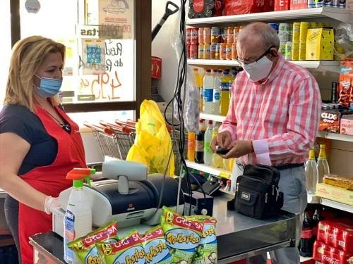 Campaña Para Incentivar Las Compras En El Comercio de Vícar