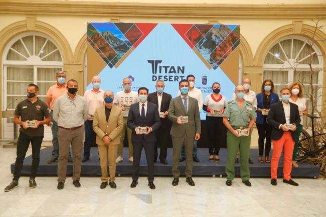 Almería acogerá del 2 al 6 de noviembre la Titan Desert 2020 con cinco etapas y 500 participantes
