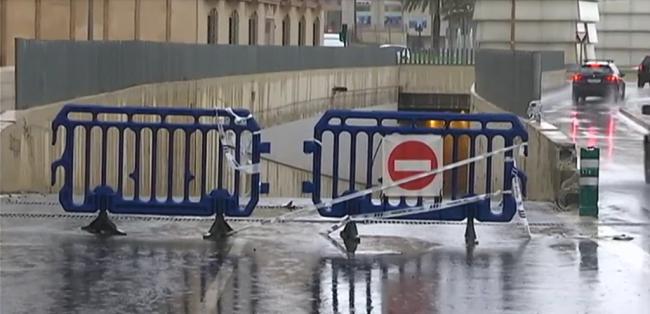 Archivo judicial a la muerte en el túnel de la Goleta por las lluvias