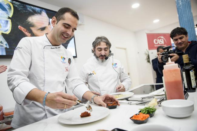 La Capitalidad Gastronómica rinde homenaje al tomate