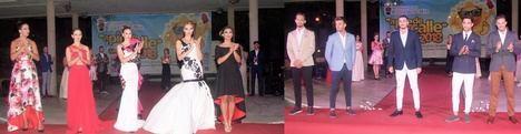 El Anfiteatro de Roquetas acogió el domingo la elección de Miss y Míster Top Model