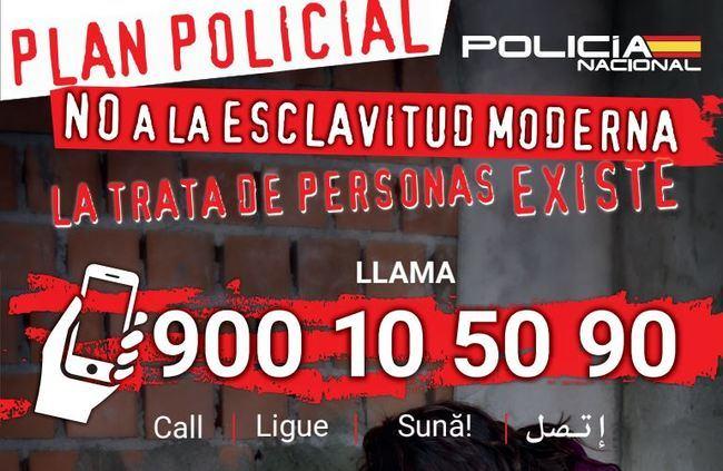Tras un año de investigación la Policía Nacional detiene un Lover Boy que promovió la prostitución de cuatro mujeres