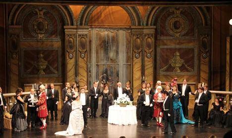 Una de las mejores óperas de Verdi, 'La Traviata', llenará el Maestro Padilla