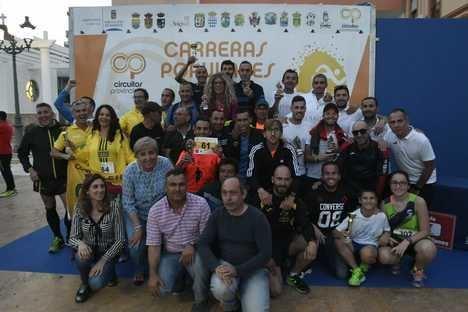 El Circuito de Carreras Populares celebra en Antas su tercera cita oficial