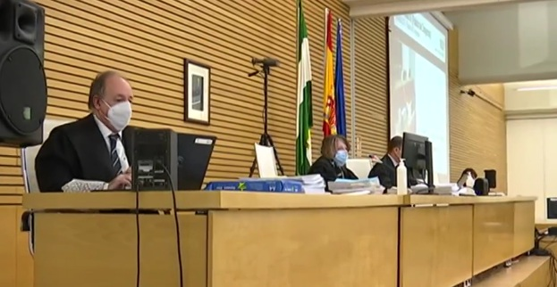 El exinterventor de El Ejido se pone chulo con el tribunal de la Operación Poniente