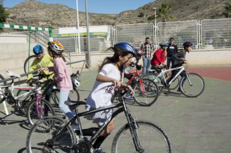 Carboneras celebra este sábado la primera jornada del I Circuito Provincial de Duatlón de Menores