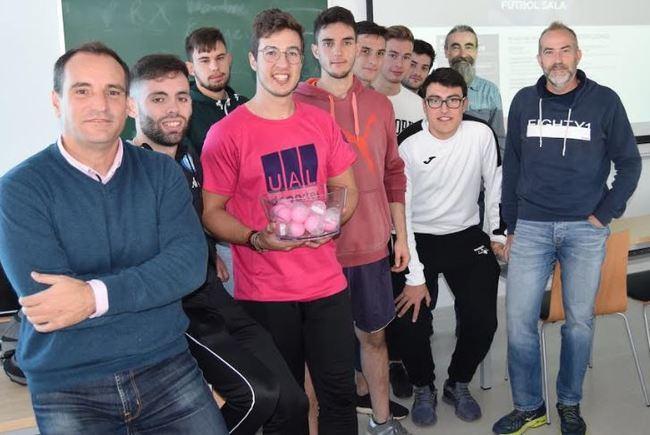 El Trofeo Rector de Fútbol Sala inaugura las competiciones de UAL