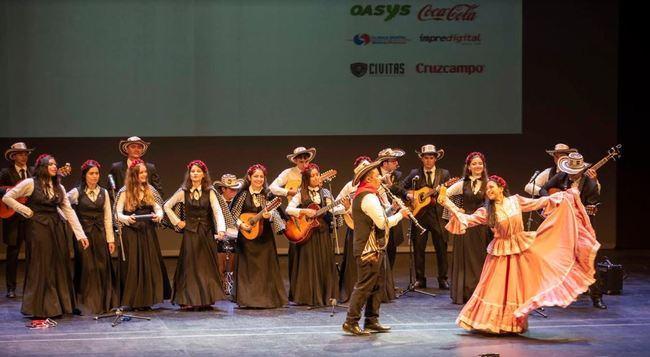 Una tuna de Colombia gana el III Certamen Internacional Costa de Almería