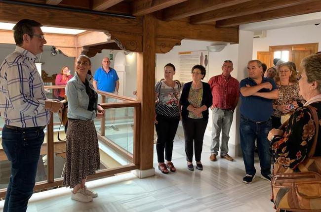 Más de 450 turistas disfrutan de un fin de semana en Adra