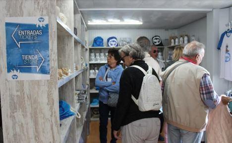 El Ayuntamiento de Pulpí abre la tienda de souvenirs La Geoda