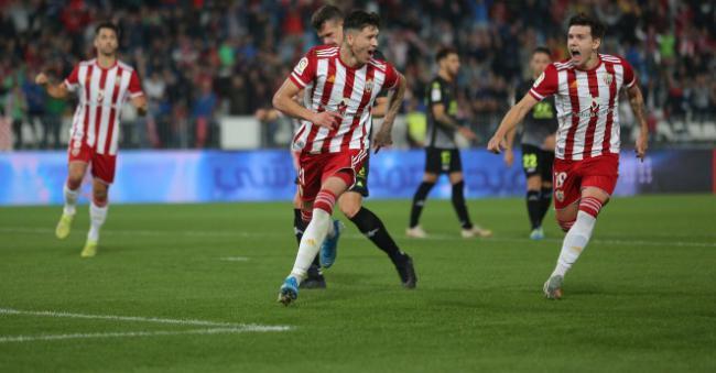 3-2: El Almería se reencuentra con la victoria en la Liga
