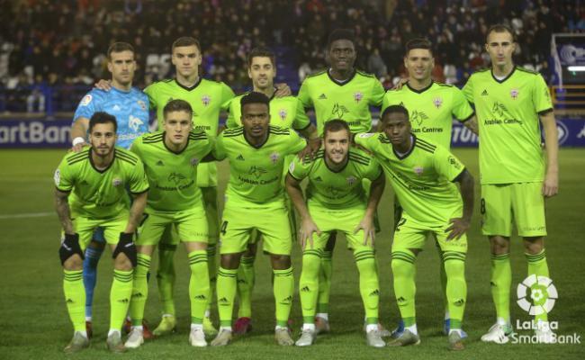 1-2: El Almería nuevo líder de la Liga SmartBank