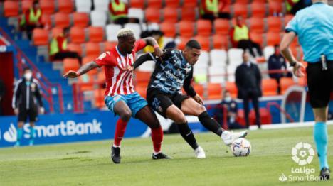 0-2: Arranque positivo del Almería en la temporada