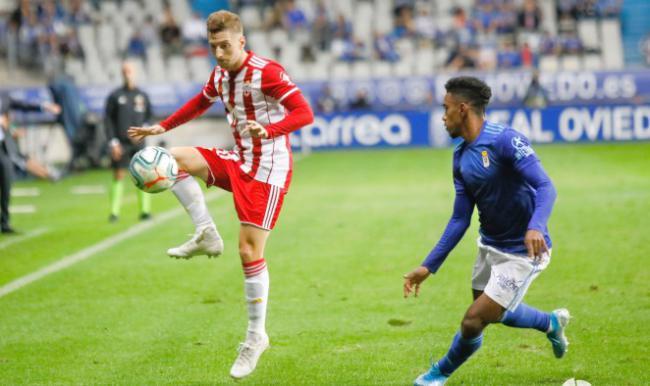 El Almería encadena ya cinco jornadas sin perder