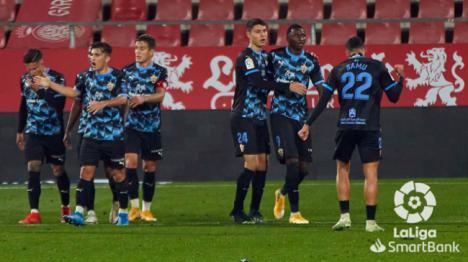 0-1: El Almería se sitúa en ascenso directo tras ganar en Girona