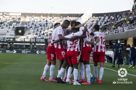 3-2: Tres errores condenan al Almería en Cartagena
