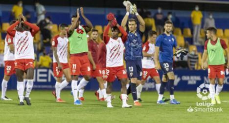 Golpe de autoridad del Almería en la Liga SmartBank