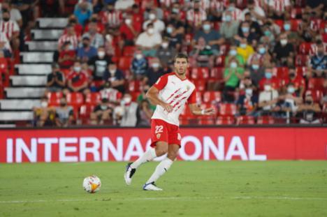 3-1: El Almería muestra su autoridad ante el Tenerife en el Mediterráneo