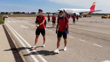 El Almería recibe al Las Palmas el miércoles