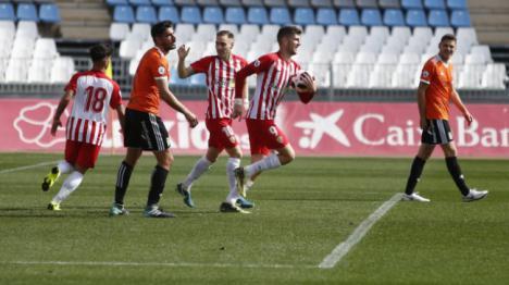 2-2: El Almería B demuestra ante el FC Cartagena que nada es imposible