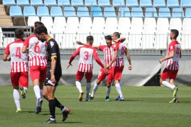 1-0: El Almería B logra su primera victoria de 2019