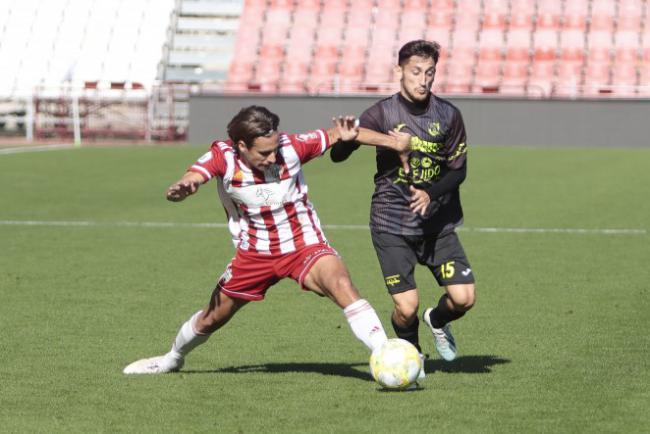 1-0: El Almería B gana el derbi al CD El Ejido