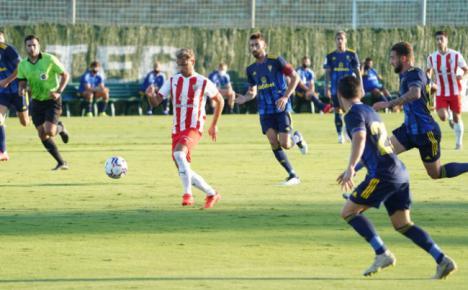 1-1: Buena imagen del Almería ante el Cádiz