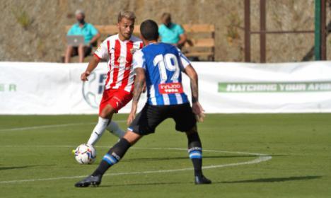 0-4: Cara y cruz del Almería ante el Espanyo