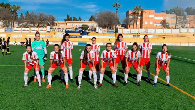 0-3: El Almería Femenino sale del descenso con un partido sensacional