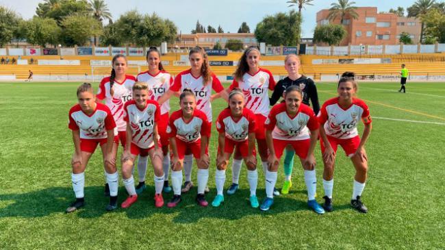 3-1: La recta final del primer periodo termina con las aspiraciones del Almería Femenino