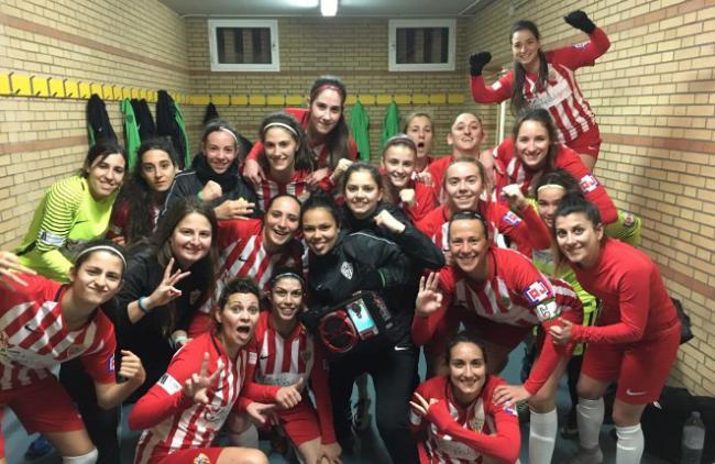 1-3: Trabajado triunfo del Almería Femenino en el campo del CD El Ejido