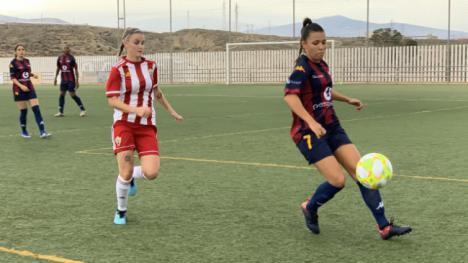 El Almería Femenino reanuda la competición visitando al Extremadura