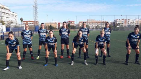 0-3: La UD Almería Femenino logra una contundente victoria