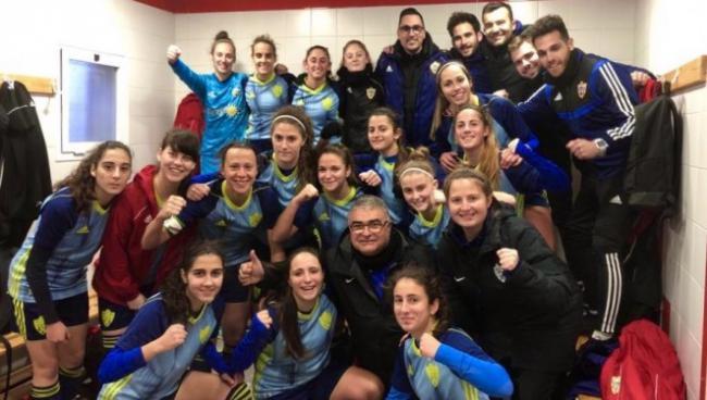 0-2: El Almería Femenino logra la permanencia virtual en Primera Nacional