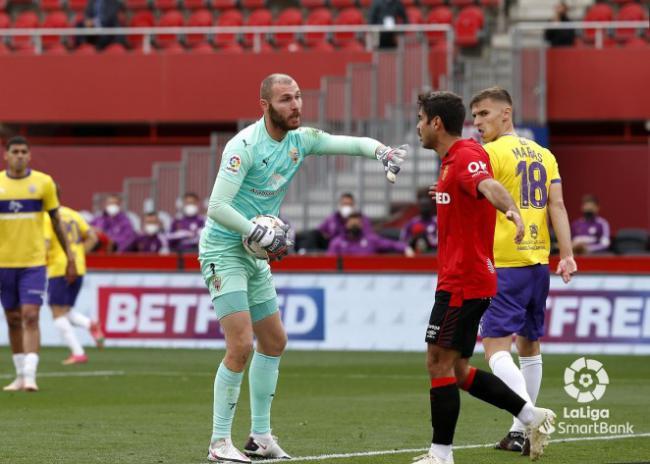 2-0: El Almería hace medio buen partido en Mallorca