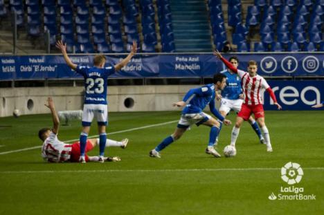 1-2: El Almería logra una victoria histórica para llegar a la tercera plaza