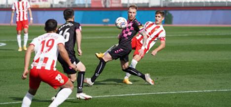 El Almería a tres puntos del Espanyol y Mallorca