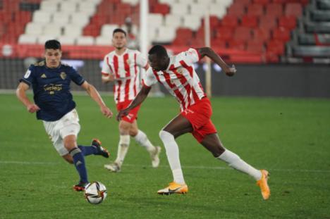 0-0 (5-4): El Almería elimina a otro Primera División en la Copa del Rey