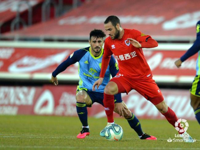 1-1: El Almería se mantiene a tres puntos al líder