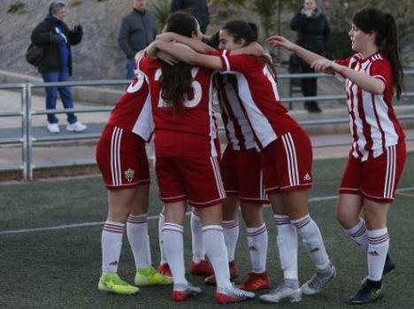 2-0: Victoria del Almería Femenino en el primer partido de la segunda vuelta de Liga