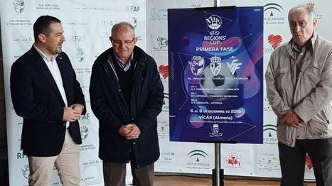 Vícar Albergará Uno De Los Grupos De La Fase Estatal De La XII Copa De Regiones UEFA