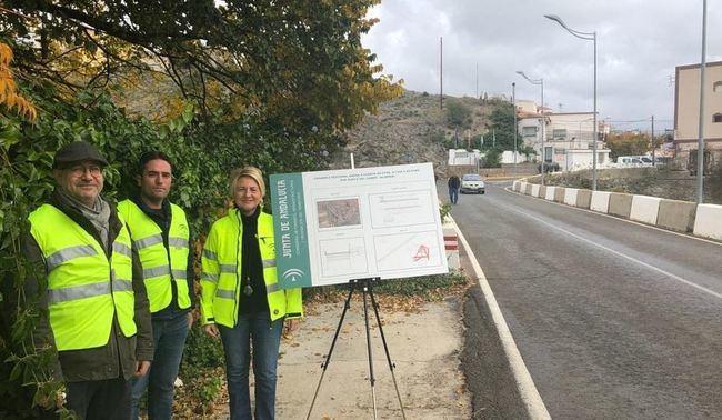 La Junta construirá en Uleila del Campo una pasarela peatonal