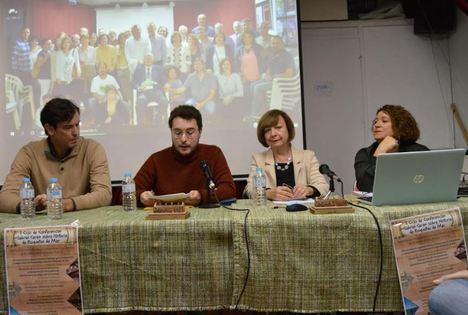 El II Ciclo de Conferencias «Gabriel Cara» abarrota Posidonia
