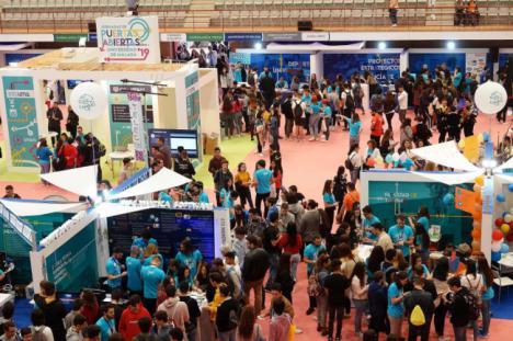 La Universidad de Málaga busca estudiantes en El Ejido y Aguadulce